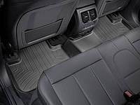 Ковры резиновые WeatherTech BMW X3 (G01) 18+ задние черные
