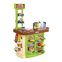 Детский магазин супермаркет Ecoiffier Fast Food 1788