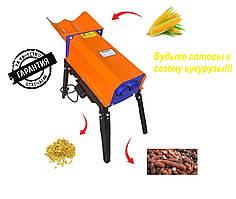 Лущилка для кукурузы Donny DY-004 ( 2,4 кВт. 350кг/час) двойная