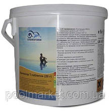 Chemoform Кемохлор (5 кг) мини-таблетки (20гр)