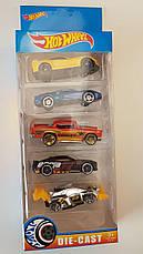 Набор машинок Hot Wheel, 5 машин в комплекте, хот вилс G889-5, фото 3