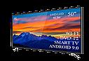 """Функціональний телевізор Thomson 50"""" Smart-TV/DVB-T2/USB АДАПТИВНИЙ UHD,4K/Android 9.0, фото 3"""