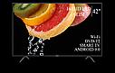 """Функціональний телевізор Hisense 42"""" Smart-TV/Full HD/DVB-T2/USB Android 9.0, фото 2"""