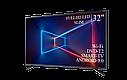 "Функциональный телевизор Sharp  32"" Smart-TV/Full HD/DVB-T2/USB  Android 9.0, фото 3"