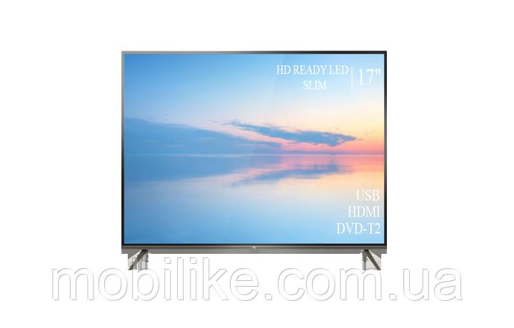 """Функціональний телевізор TCL 17"""" HD-Ready/DVB-T2/USB"""