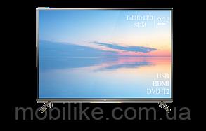 """Функціональний телевізор TCL 22"""" FullHD/DVB-T2/USB (1080р)"""
