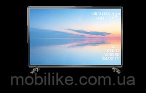 """Функціональний телевізор TCL 24"""" Smart-TV/Full HD/DVB-T2/USB"""