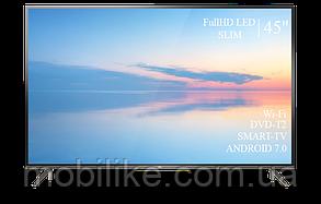 """Функціональний телевізор TCL 45"""" Smart-TV/Full HD/DVB-T2/USB Android 7.0"""