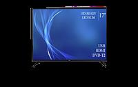 "Функциональный телевизор Bravis 17"" HD-Ready/DVB-T2/USB"