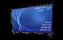 """Функціональний телевізор Bravis 24"""" Smart-TV/Full HD/DVB-T2/USB, фото 3"""