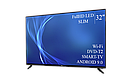 "Функциональный телевизор Bravis  32"" Smart-TV/Full HD/DVB-T2/USB  Android 9.0, фото 3"