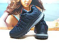 Термо кроссовки мужские BaaS waterproof синие 43 р., фото 1