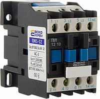 Магнитный пускатель АсКо УкрЕМ ПМ 1-12-10 (LC1-D1210) 12А катушка 220В
