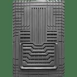 Набір універсальних килимків з ПВХ PREMIUM 4шт., чорний, фото 3