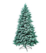 """Искуственная елка """"Зоряна голубая, с шишками, 2,2 м"""