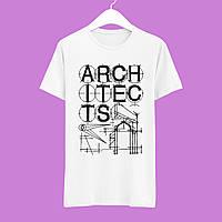 """Футболка Push IT с принтом """"Architects"""""""
