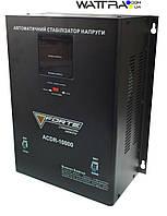 ⭐ Стабилизатор релейный (1 Ф) - FORTE ACDR-10 kva New (10квт)