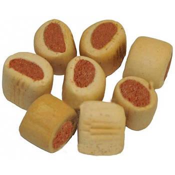 Печенье для собак и щенков Дуо лосось, Bosch, 1 кг