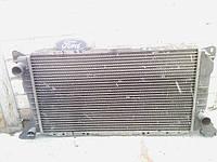 Радиатор охлаждения Ford Transit 2.5 D 1989-2000. Радиатор б/у  для Форд Транзит.
