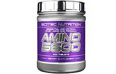 Аминокислоты Scitec Nutrition Amino 5600 1000 tabs.