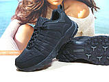 Термо - кроссовки мужские Yike waterproof черные 43 р., фото 6