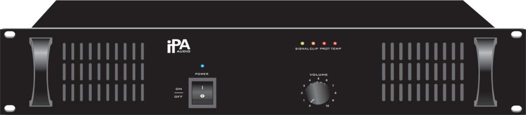 Одноканальний підсилювач потужності IPA-1С500