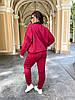 Спортивный костюм в однотонном цвете, фото 6