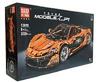 Купить конструктор MOULD KING 13090D «McLaren P1» (Гиперкар Макларен), RC, APP, +набор электрических запчасте
