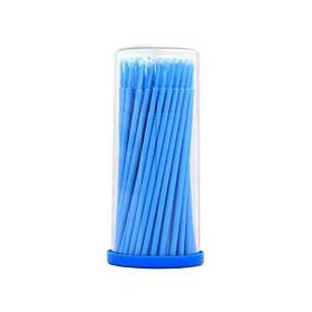 Микробраш апликатор 100шт синій 2,5 мм