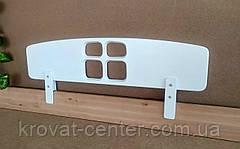 """Защитный барьер белый из МДФ от производителя """"Домик"""" 100 см., фото 2"""