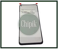 Стекло для переклейки дисплея Xiaomi Redmi Note 9, черное