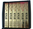 Жидкая матовая помада KYLIE Birthday Edition Metal Matte Lipstick 12 в 1, фото 4