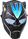 Маска Avengers Black Panther Hero Vibranium Power Feature Mask, фото 2