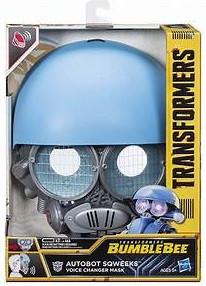 Маска Transformers MV5 Role Play Sqweeks Voice changer Mask (Hasbro)
