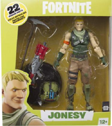 Фігурка Fortnite Jonesy Action Figure (McFarlane, висота 18 см)