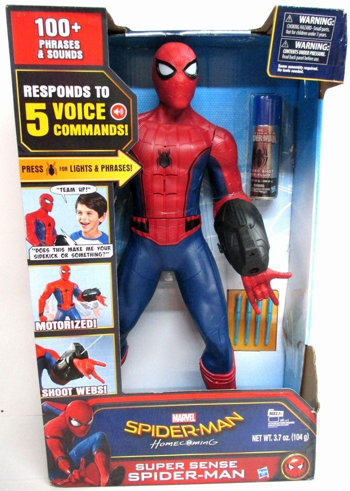 Фигурка Spiderman Super Spider Sense Figure