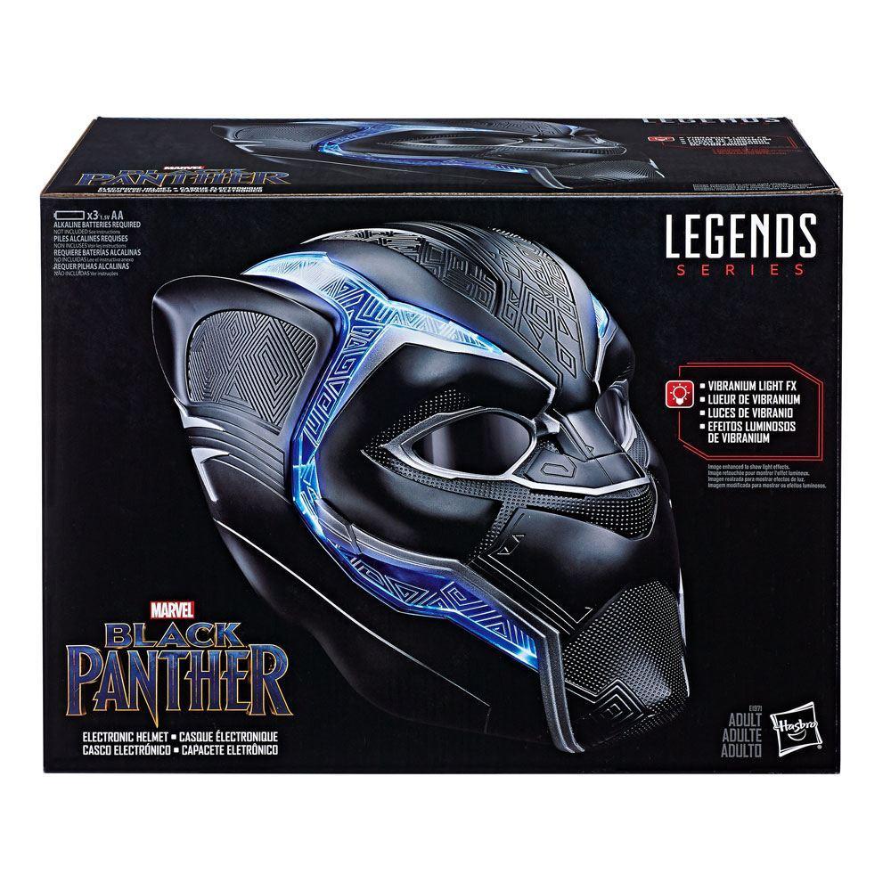 Шолом Black Panther Legend Helmet