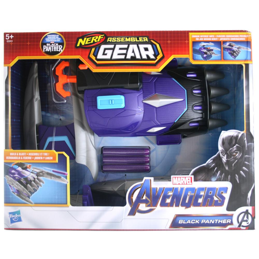 Avengers Assembler Gear 2.0 Hero Black Panther Toys