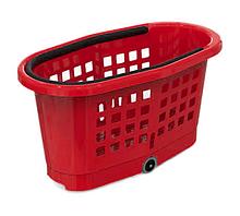 Корзина покупательская 65 л на колесах 360 Fido cart Bizzarri