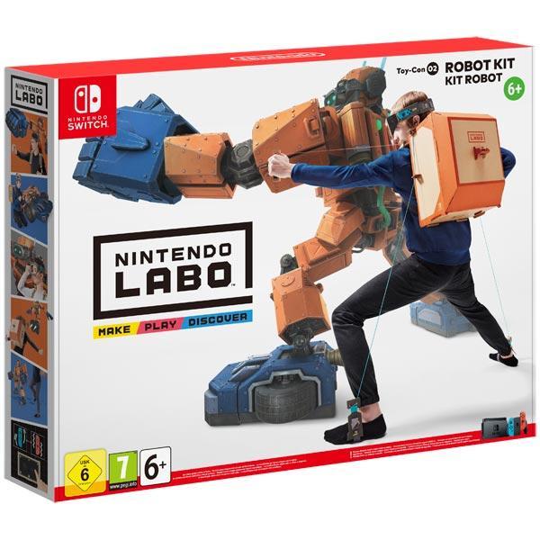 Аксессуар  для Nintendo LABO Robot Kit (Nintendo Switch)