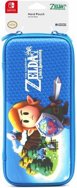 Жорсткий чохол для Nintendo Switch Legend of Zelda Links Awakening (HORI, синій)