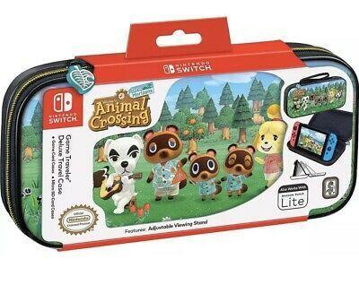 Чехол для Nintendo Switch Lite Deluxe Traveller Case Animal Crossing