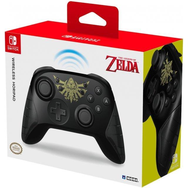 Геймпад (джойстик) для Nintendo Switch HORI Zelda Pro Controller