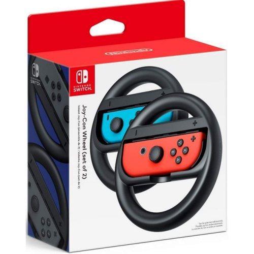 Кермо для Nintendo Switch Joy-Con Wheel Pair Switch (2 шт.)