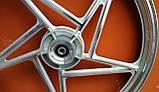 Диск колісний передній литий EN VM XG JAO 150-19 18 Х 1,85, фото 4