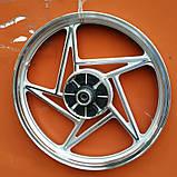 Диск колісний передній литий EN VM XG JAO 150-19 18 Х 1,85, фото 2