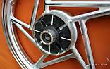 Диск колісний передній литий EN VM XG JAO 150-19 18 Х 1,85, фото 9
