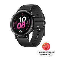 Смарт-часы Huawei Watch GT 2 42mm Night Black Sport Edition (Diana-B19S) SpO2 (55025064)