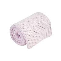 Плед Effiki хлопк розовый 75x90