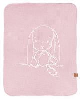 Плед утепленный Effiki хлопк розовый 120x180